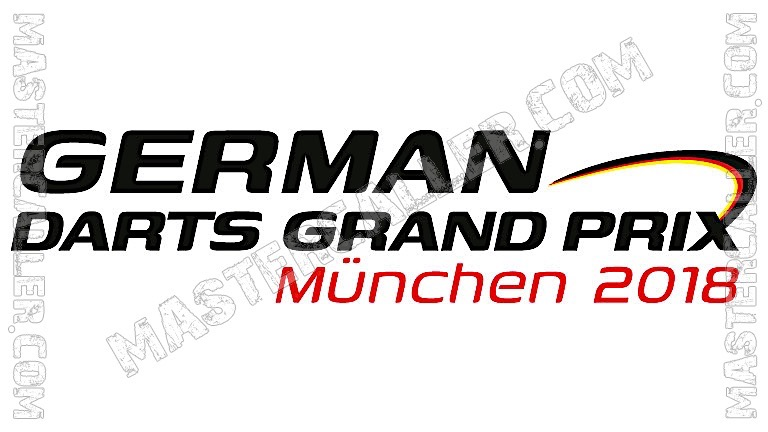 German Darts Grand Prix - 2018 Logo