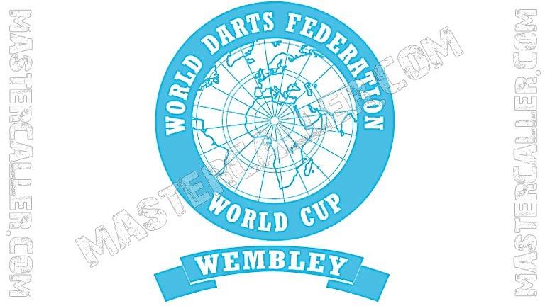 WDF World Cup Men Singles - 1977 Logo