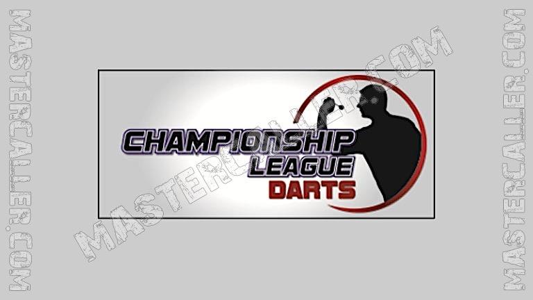 Championship League of Darts - 2013 Logo