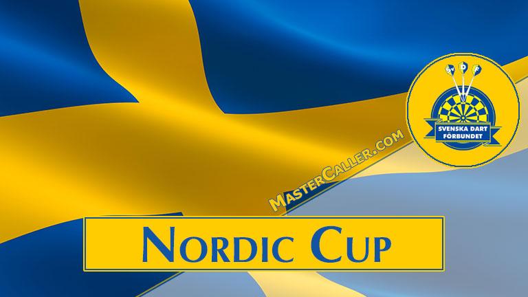 Nordic Cup Men Singles - 1986 Logo