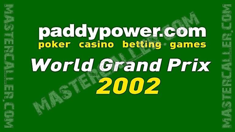 World Grand Prix - 2002 Logo