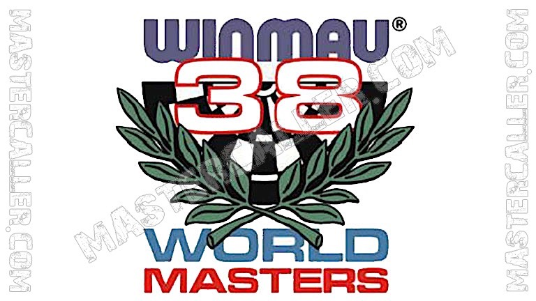 World Masters Men - 2011 Logo
