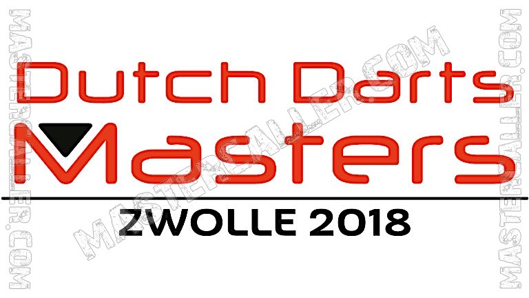 Dutch Darts Masters - 2018 Logo