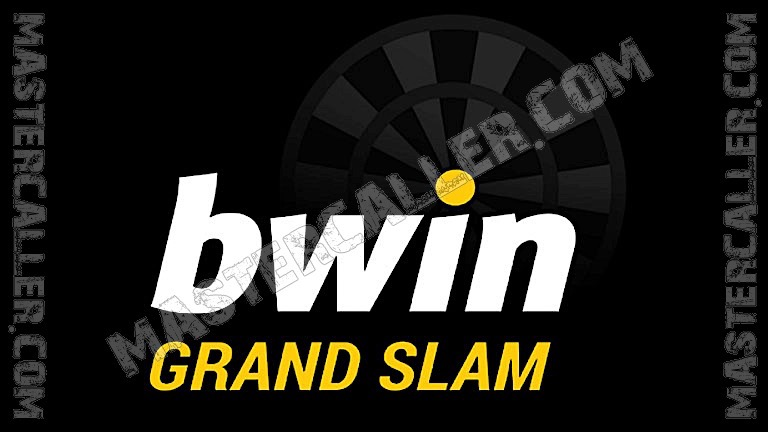 Grand Slam of Darts - 2017 Logo
