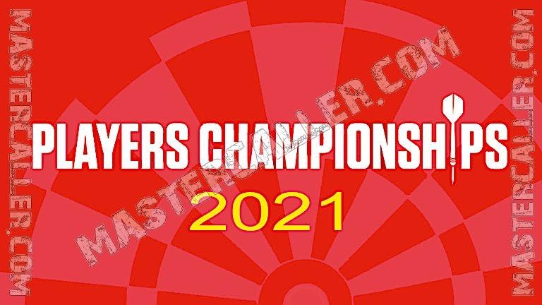 Players Championships - 2021 PC 05 Milton Keynes Logo