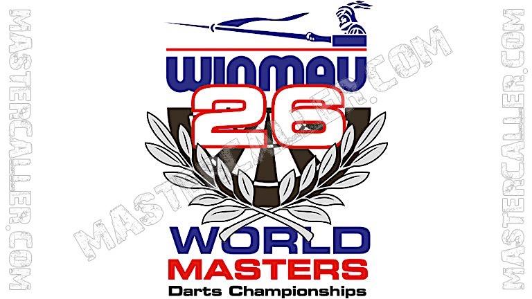 World Masters Men - 1999 Logo