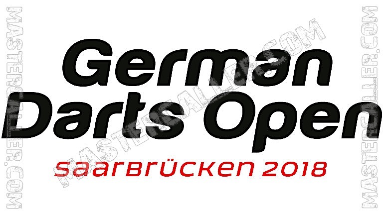 German Darts Open - 2018 Logo