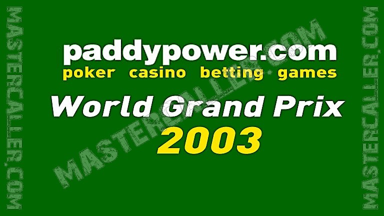 World Grand Prix - 2003 Logo