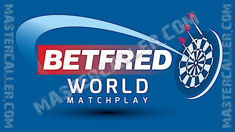 World Matchplay - 2020 Logo