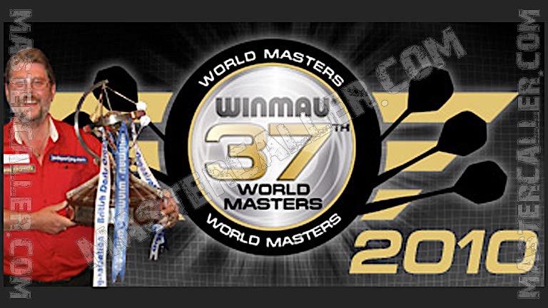 World Masters Men - 2010 Logo
