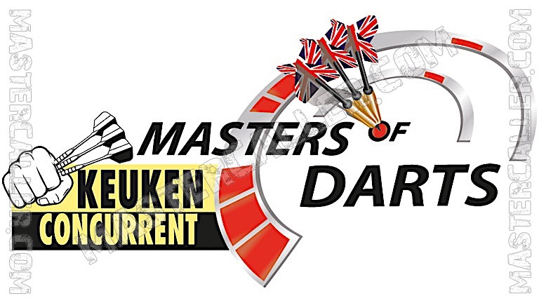 Masters of Darts - 2007 Logo