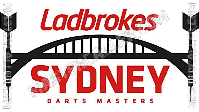 Sydney Darts Masters - 2016 Logo