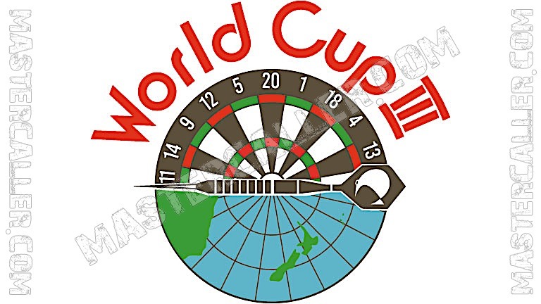 WDF World Cup Men Teams - 1981 Logo