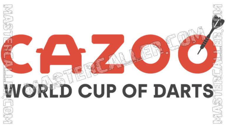 PDC World Cup - 2022 Logo