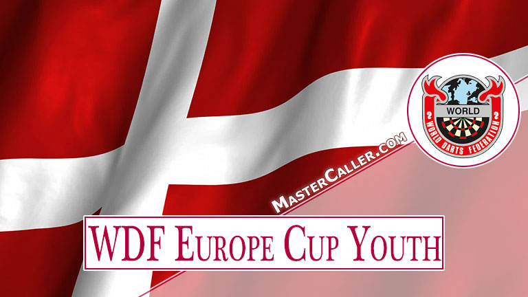 WDF Europe Cup Youth Girls Overall - 1993 Logo