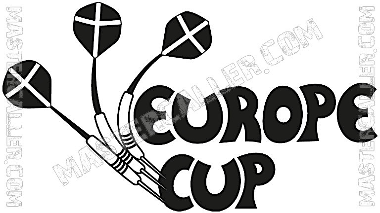WDF Europe Cup Men Pairs - 1994 Logo