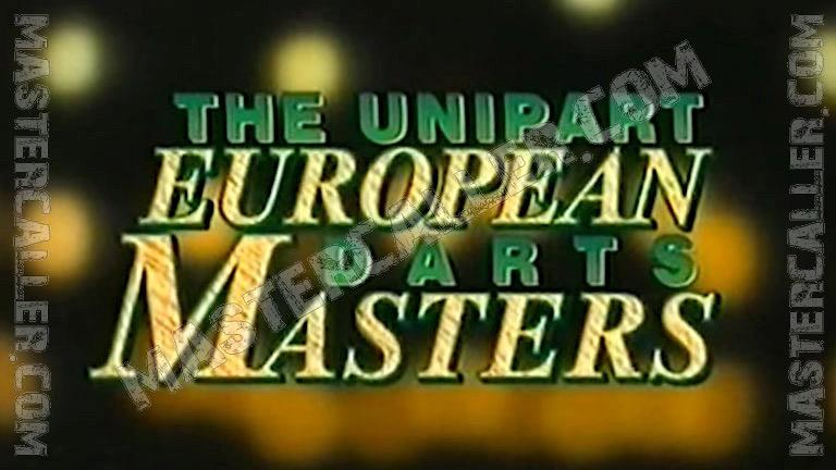 European Masters - 1995 Logo