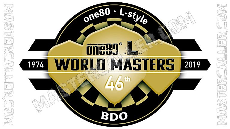 World Masters Ladies - 2019 Logo