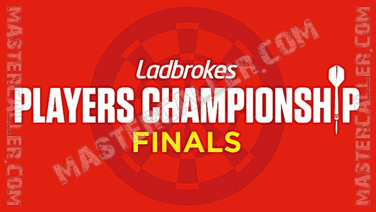 Players Championship Finals - 2021 Logo