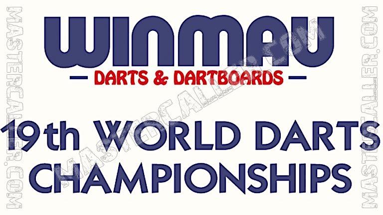 World Masters Youth - 1992 Logo