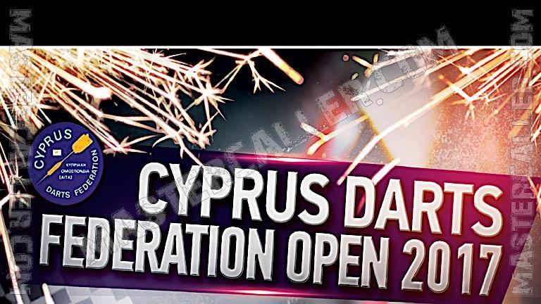 Cyprus Open Men - 2017 Logo