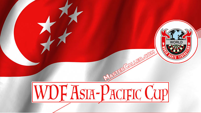 WDF Asia-Pacific Cup Team Event - 2004 Logo