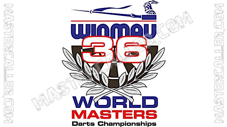 World Masters Men - 2009 Logo