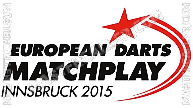 European Darts Matchplay - 2015 Logo