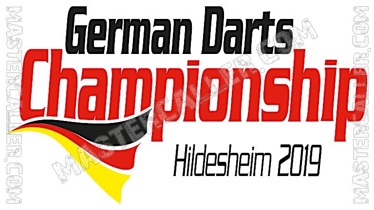 German Darts Championship Qualifiers - 2019 EU TCH Logo