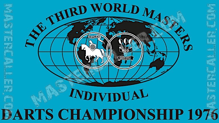 World Masters Men - 1976 Logo