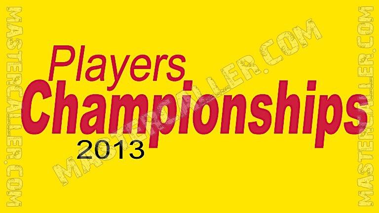 Players Championships - 2013 PC 08 Barnsley Logo