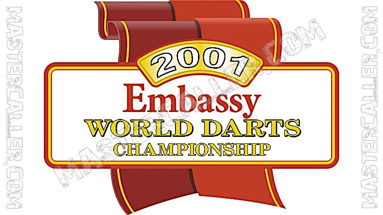 BDO World Championship Men - 2001 Logo