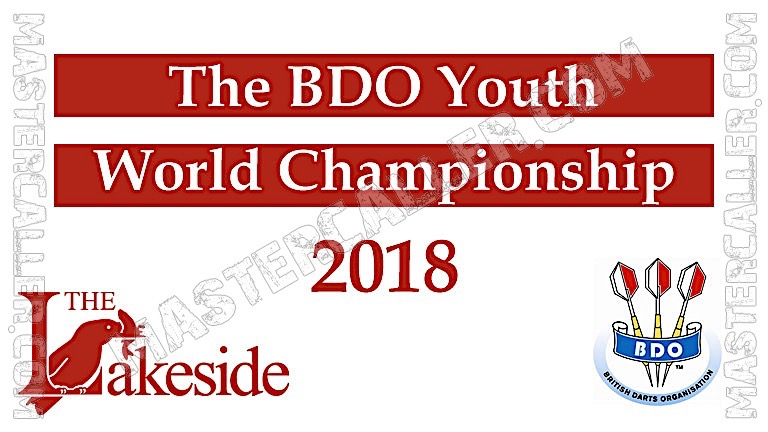 BDO World Championship Youth - 2018 Logo