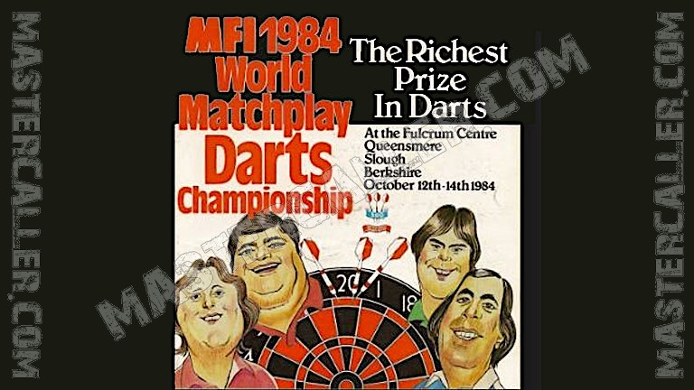 MFI World Matchplay - 1984 Logo