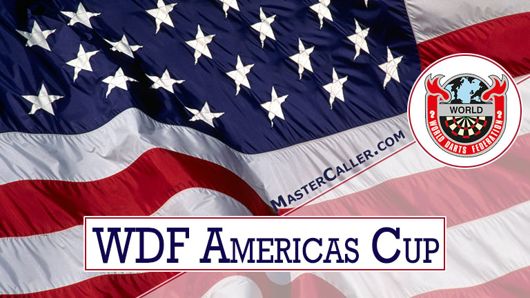 WDF Americas Cup Youth Singles - 2014 Logo