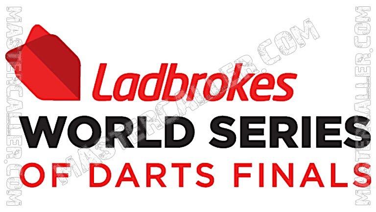 World Series of Darts Finals - 2016 Logo