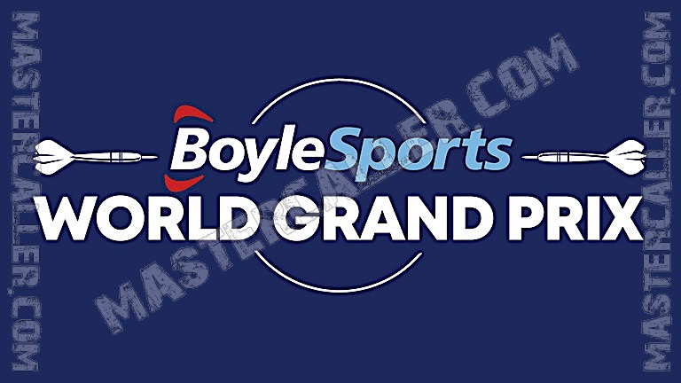 World Grand Prix - 2020 Logo