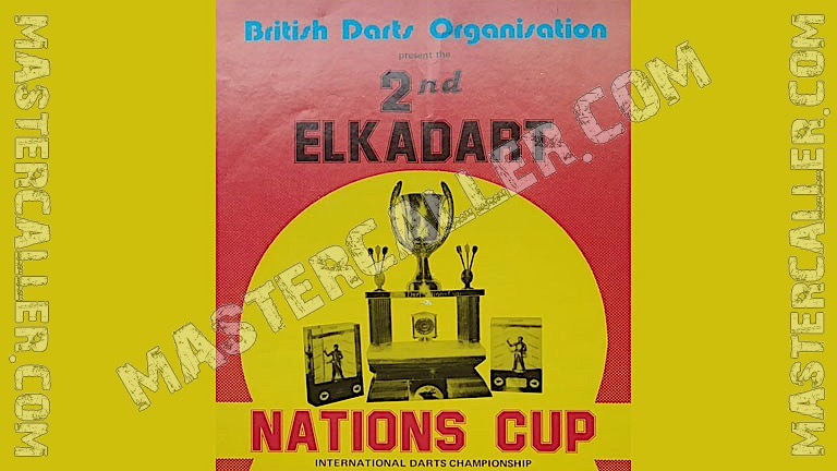 Nations Cup - 1979 Logo
