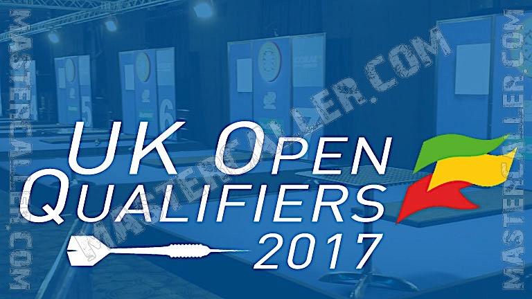 UK Open Qualifiers - 2017 UK QF 3 Wigan Logo