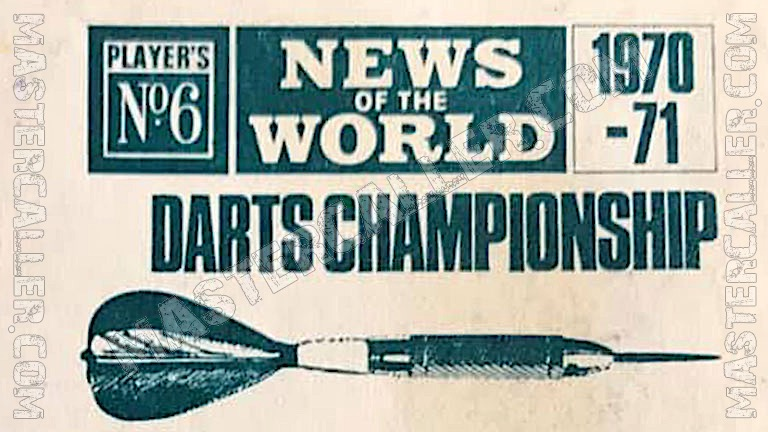News of the World - 1971 Logo