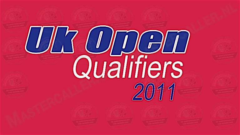 UK Open Qualifiers 2011 UK QF 8 Wigan