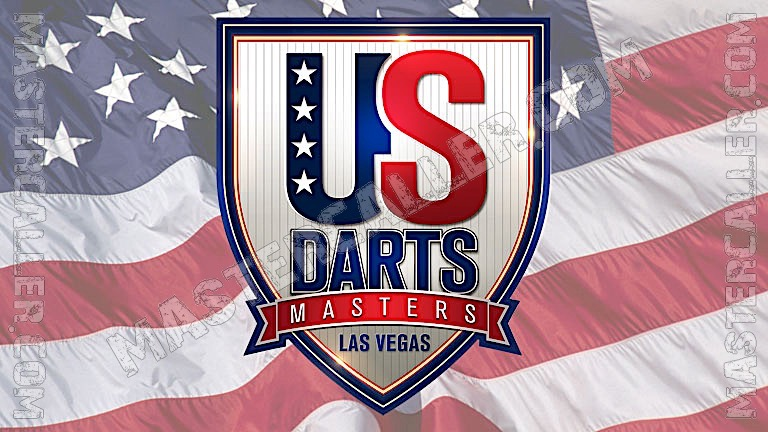 U.S. Darts Masters - 2017 Logo