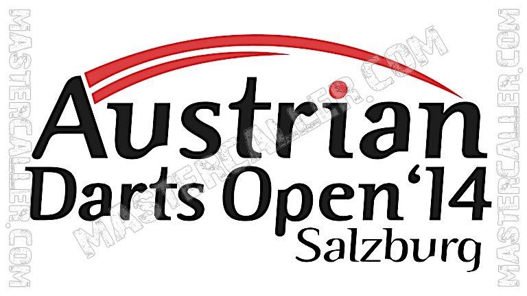 Austrian Darts Open - 2014 Logo