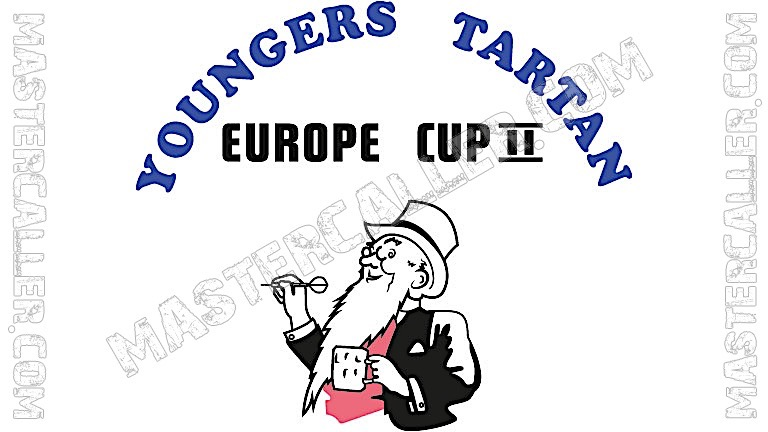 WDF Europe Cup Men Overall - 1980 Logo