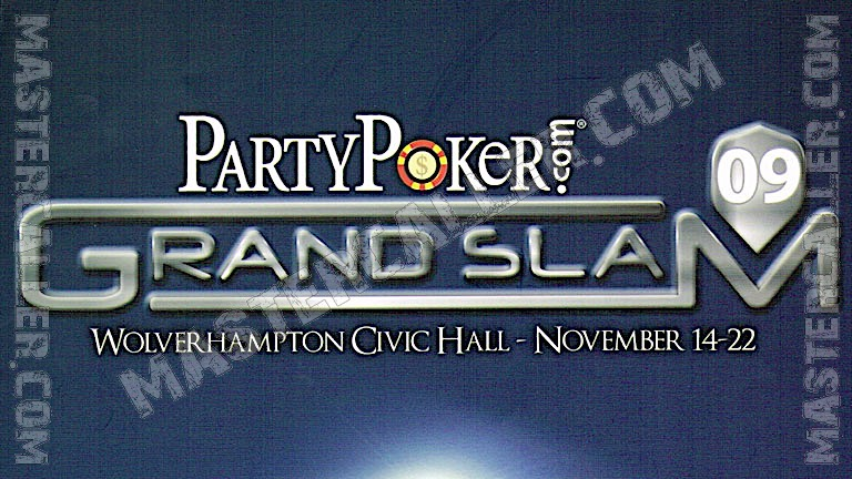 Grand Slam of Darts - 2009 Logo