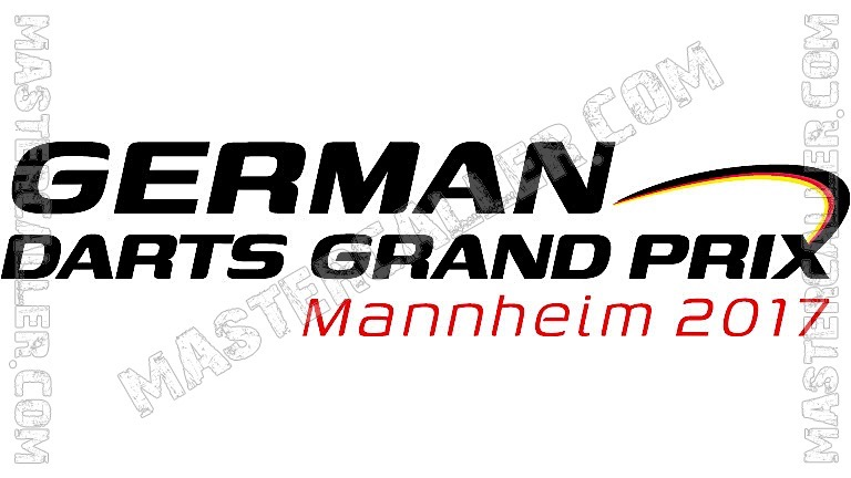 German Darts Grand Prix - 2017 Logo