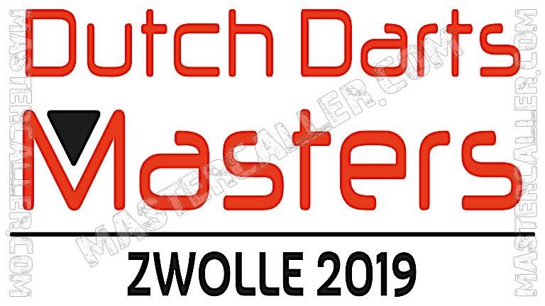 Dutch Darts Masters Qualifiers - 2019 N&B Logo