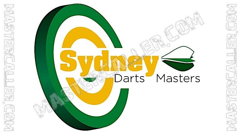 Sydney Darts Masters - 2015 Logo