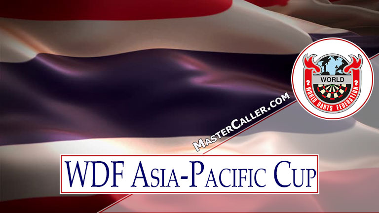 WDF Asia-Pacific Cup Overall - 2002 Logo