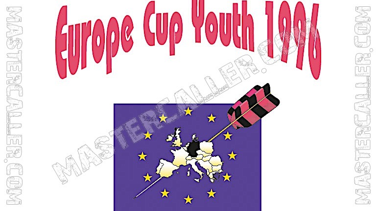 WDF Europe Cup Youth Girls Pairs - 1996 Logo